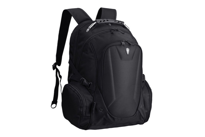 Laptop Backpack with Check-Fast Airport Security Friendly Sleeve