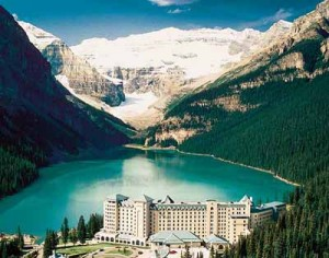 Lake Louise - Fairmont