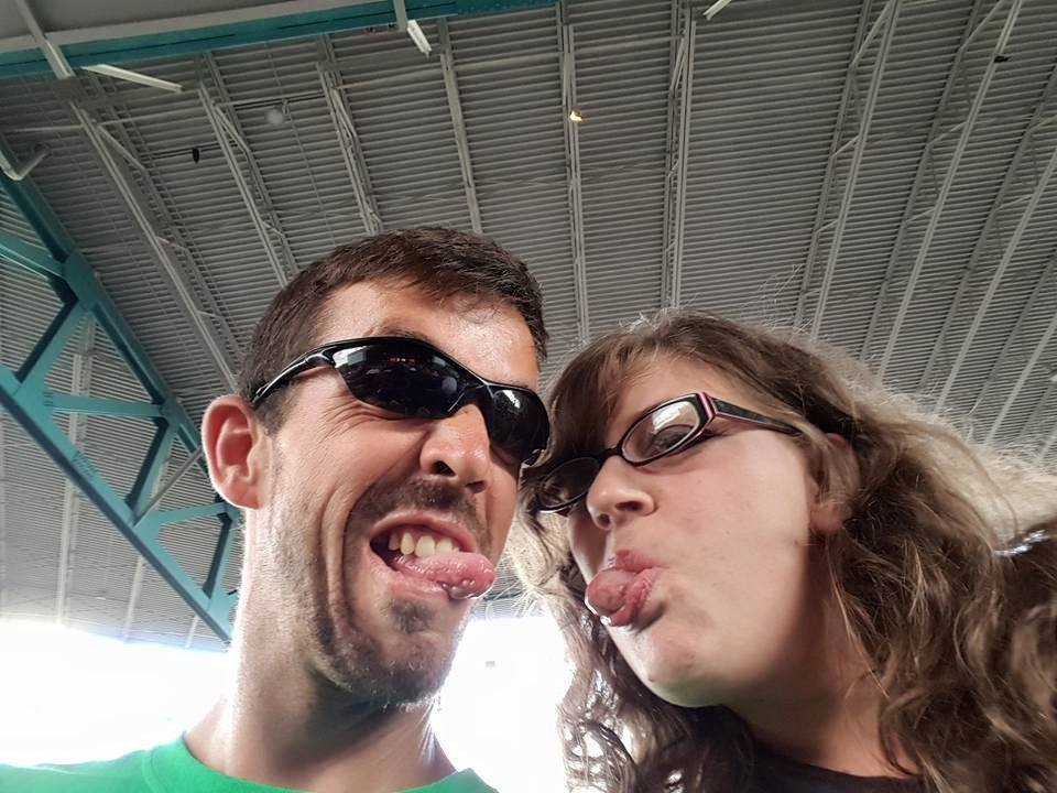 Being silly together keeps the romance alive - Katrina Duff
