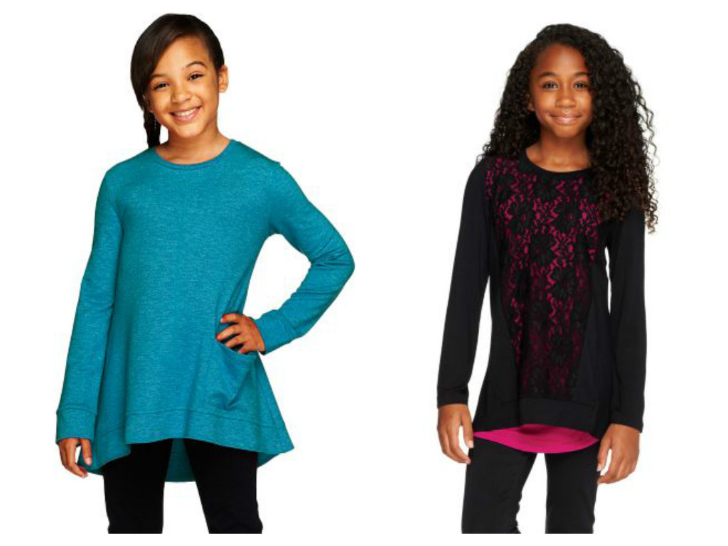 LOGO Littles by Lori Goldstein line of girls clothing.