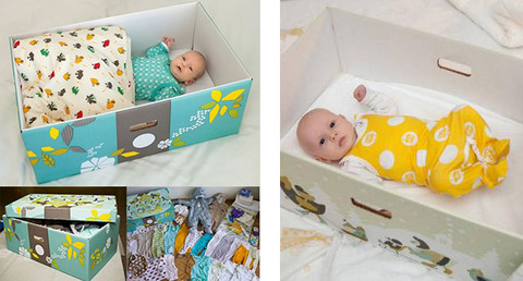Photo Credit: The Baby Box Co.
