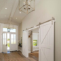 Using Sliding Barn Doors To Create Space In Your Home