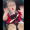 Adorable Baby Cannot Contain Her Excitement When She Hears Katy Perry's Dark Horse