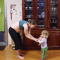 Amazing Pregnancy Time-Lapse Video Incorporates the Entire Family.