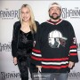 """Kevin Smith's daughter was almost kidnapped so he got her a """"Men Suck"""" cake"""